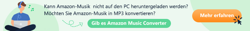 Amazon Music in MP3 konvertieren