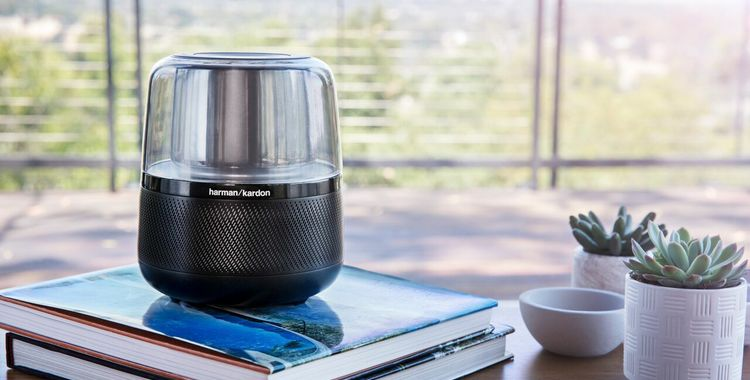 Spotify Music auf harman kardon speaker