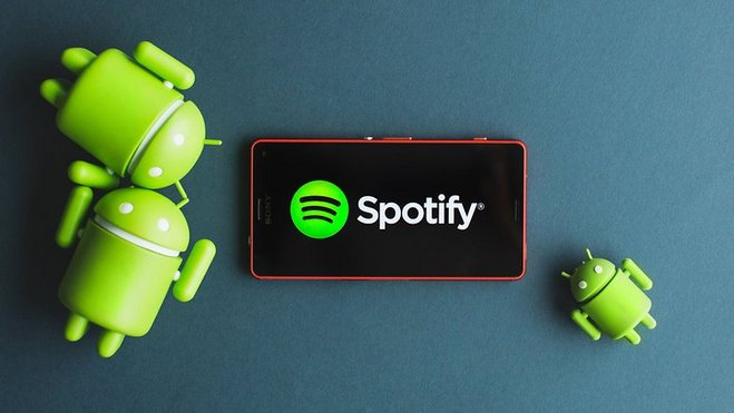 Spotify Music als Android-Klingelton