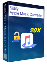 Buy Sidify Apple Music Converter for Mac