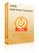 Sidify Apple Music Converter Free