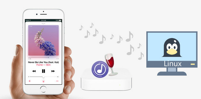 Apple Music auf Linux streamen