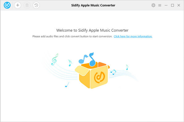 Main Sidify Apple Music Converter