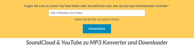 Laden Sie SoundCloud Musik mit Anything 2 Mp3 herunter